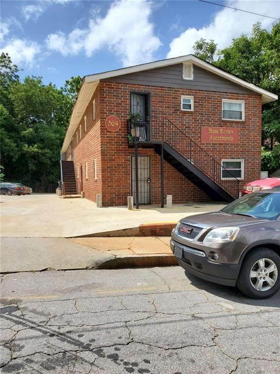 564 Foundry NW, Atlanta, GA 30314 (MLS #6937498) :: Kennesaw Life Real Estate