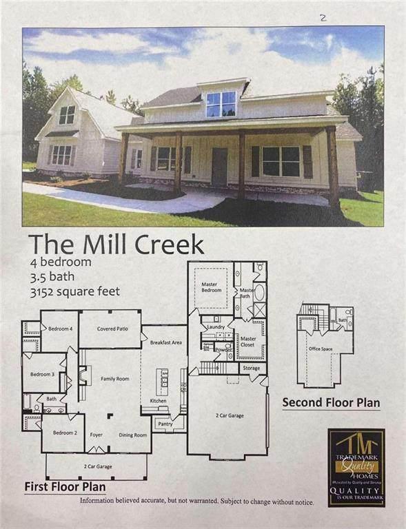 1493 Pleasant Grove Church Road, Villa Rica, GA 30180 (MLS #6937789) :: North Atlanta Home Team