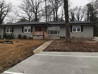 3109 Washington Road, East Point, GA 30344 (MLS #6938714) :: Virtual Properties Realty