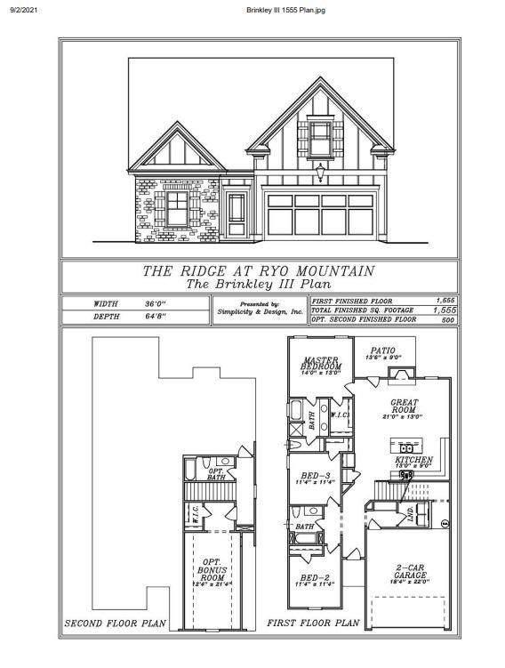 172 Wagon Trail Circle, Fairmount, GA 30139 (MLS #6939027) :: 515 Life Real Estate Company