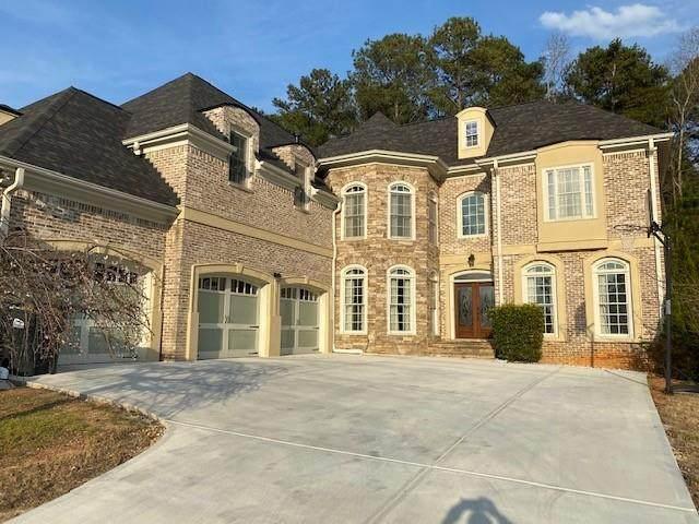 626 Chestatee Creek Drive NW, Acworth, GA 30101 (MLS #6939324) :: Kennesaw Life Real Estate