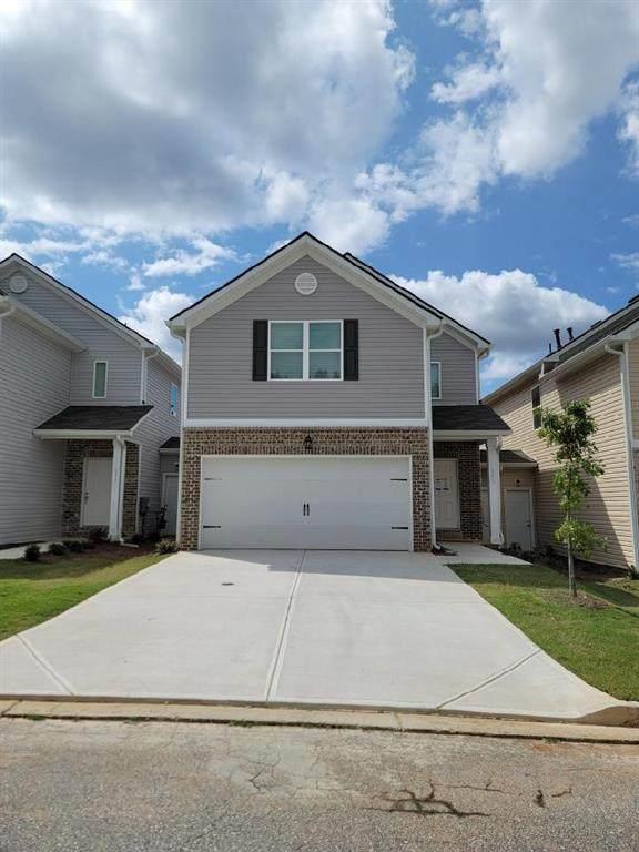 6213 Lake Rock Lane, Lithonia, GA 30058 (MLS #6940090) :: North Atlanta Home Team