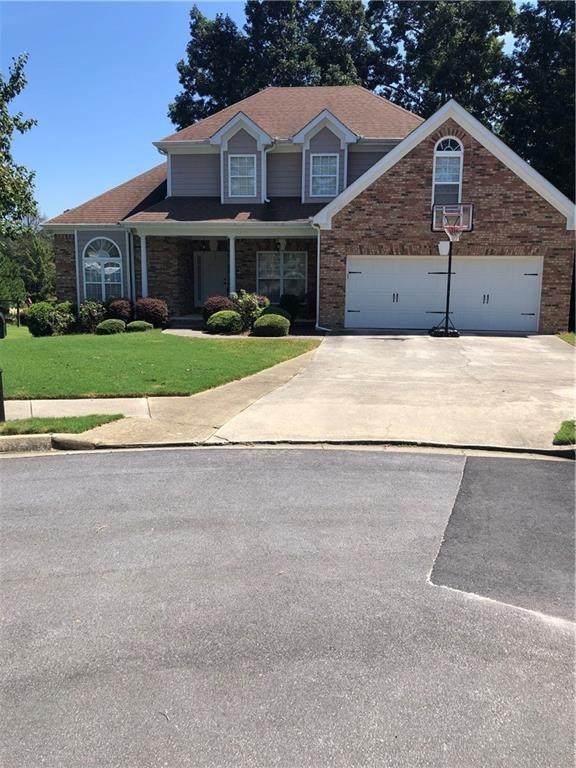 502 Blue Creek Lane, Loganville, GA 30052 (MLS #6940203) :: North Atlanta Home Team