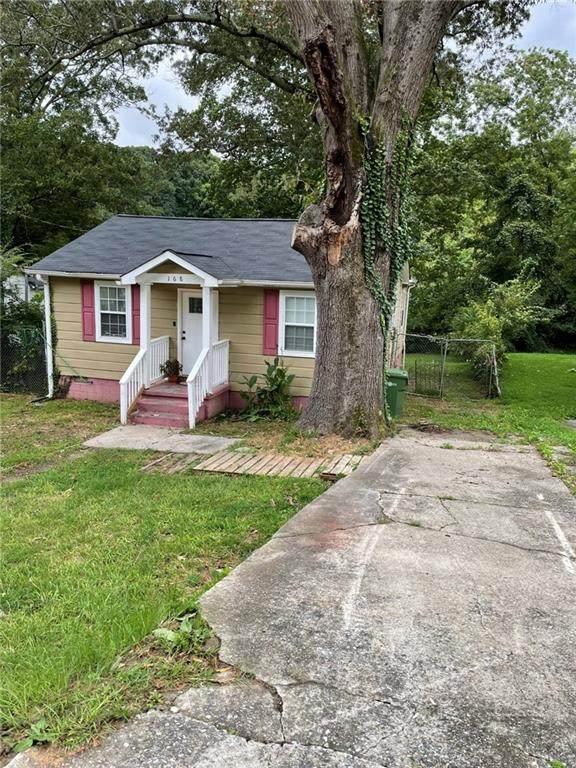 168 Dahlia Avenue NW, Atlanta, GA 30314 (MLS #6940543) :: The Hinsons - Mike Hinson & Harriet Hinson