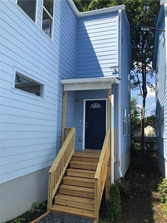 815 Smith Street SW B, Atlanta, GA 30310 (MLS #6940692) :: Good Living Real Estate