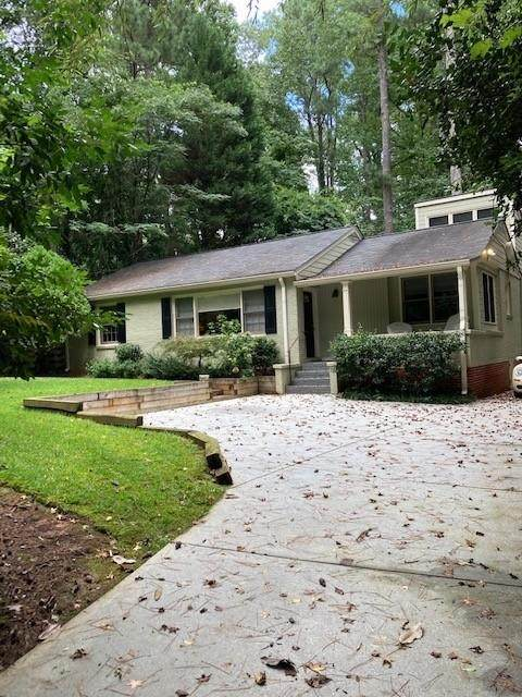 1099 Mcconnell Drive, Decatur, GA 30033 (MLS #6941132) :: North Atlanta Home Team