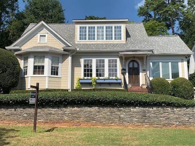 43 Golf Circle NE, Atlanta, GA 30309 (MLS #6941152) :: Atlanta Communities Real Estate Brokerage