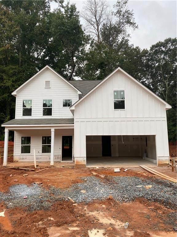 2065 Easterwood Terrace, Decatur, GA 30032 (MLS #6942070) :: North Atlanta Home Team