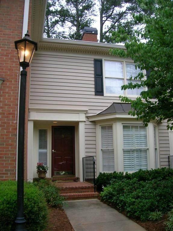 10 Mount Vernon Circle #10, Atlanta, GA 30338 (MLS #6942071) :: North Atlanta Home Team