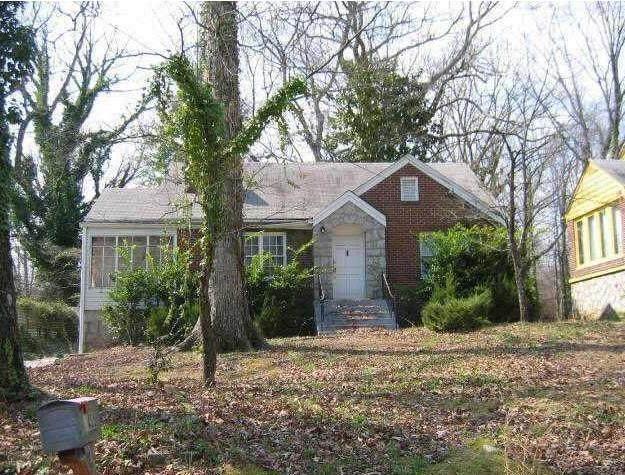 1455 Boulevard Lorraine SW, Atlanta, GA 30311 (MLS #6942364) :: North Atlanta Home Team