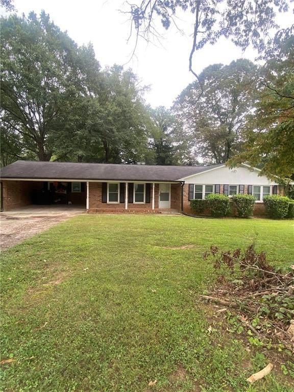 4579 Woodward Road SW, Mableton, GA 30126 (MLS #6942447) :: North Atlanta Home Team
