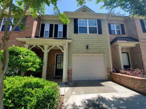 1689 Southgate Mill Drive NW, Duluth, GA 30096 (MLS #6942458) :: North Atlanta Home Team