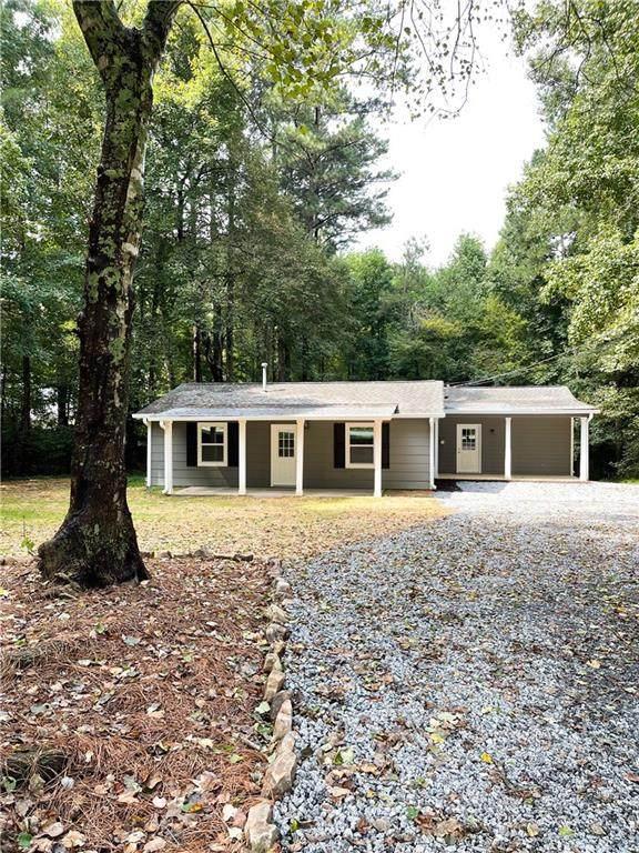 6161 Old Alabama Road, Acworth, GA 30102 (MLS #6942571) :: North Atlanta Home Team