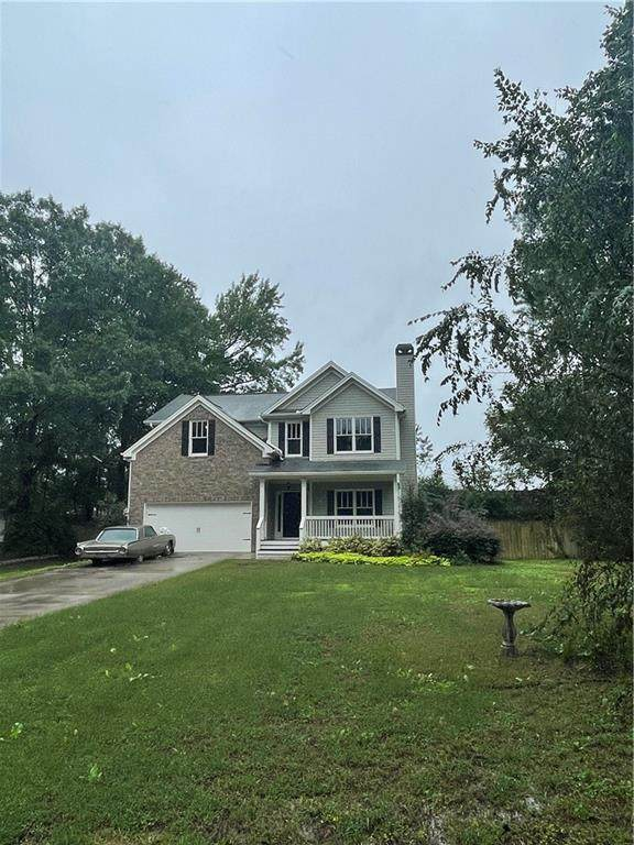 3967 Laura Court, Tucker, GA 30084 (MLS #6942730) :: The Kroupa Team   Berkshire Hathaway HomeServices Georgia Properties