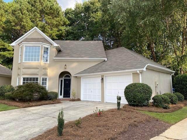 4 Village Lane, Newnan, GA 30265 (MLS #6943114) :: Keller Williams