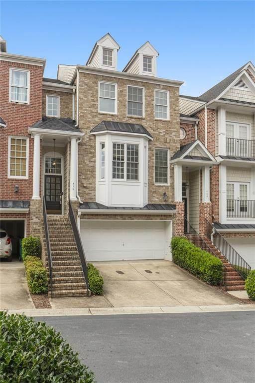 410 Creekview Trail SE, Smyrna, GA 30082 (MLS #6943127) :: North Atlanta Home Team