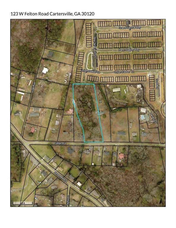 123 W Felton Road, Cartersville, GA 30120 (MLS #6943930) :: Dillard and Company Realty Group