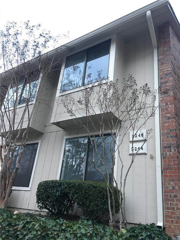 2244 Runnymead Ridge SE, Marietta, GA 30067 (MLS #6944044) :: North Atlanta Home Team