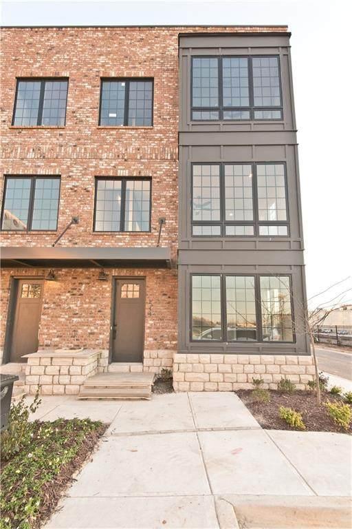 244 Castleberry Station Drive SW, Atlanta, GA 30313 (MLS #6944353) :: Atlanta Communities Real Estate Brokerage