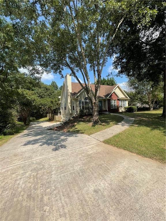 1445 Smoke Hill Drive, Hoschton, GA 30548 (MLS #6944466) :: The Hinsons - Mike Hinson & Harriet Hinson