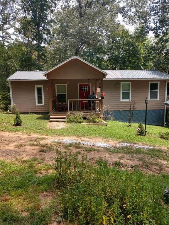 150 Creek Bank Drive, Talking Rock, GA 30175 (MLS #6944503) :: Maximum One Partners