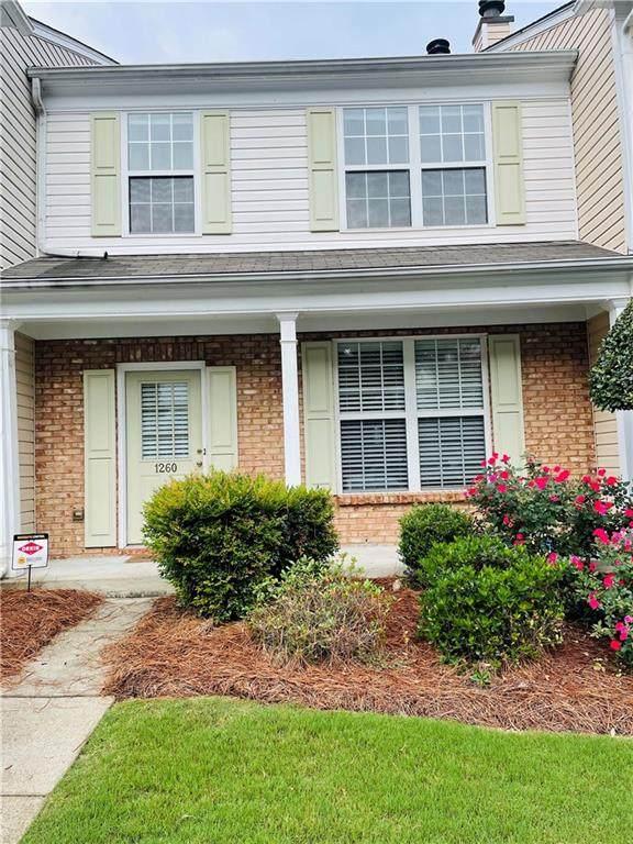 1260 Whitestone Ridge, Alpharetta, GA 30005 (MLS #6945332) :: North Atlanta Home Team