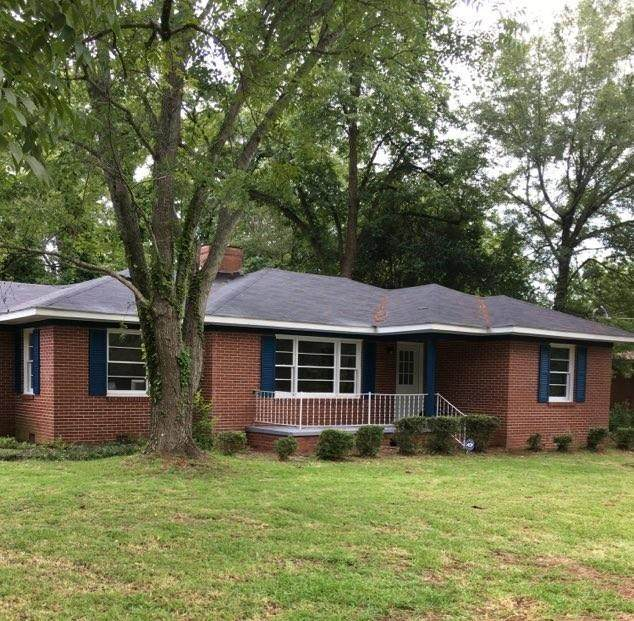 622 Park Avenue, Fort Valley, GA 31030 (MLS #6945448) :: 515 Life Real Estate Company