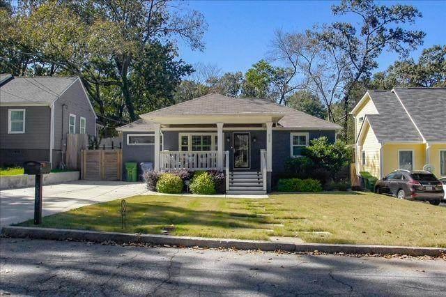 839 Clifton Road SE, Atlanta, GA 30316 (MLS #6945480) :: The Cole Realty Group