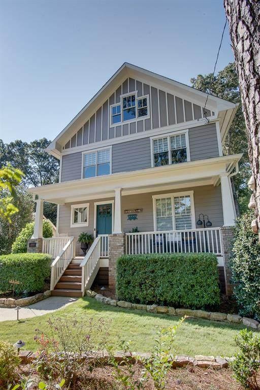 1059 Berne Street SE, Atlanta, GA 30316 (MLS #6945579) :: The Cole Realty Group