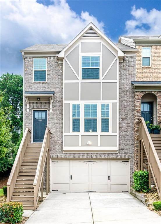 1980 Paxton Drive SW, Lilburn, GA 30047 (MLS #6945747) :: Path & Post Real Estate