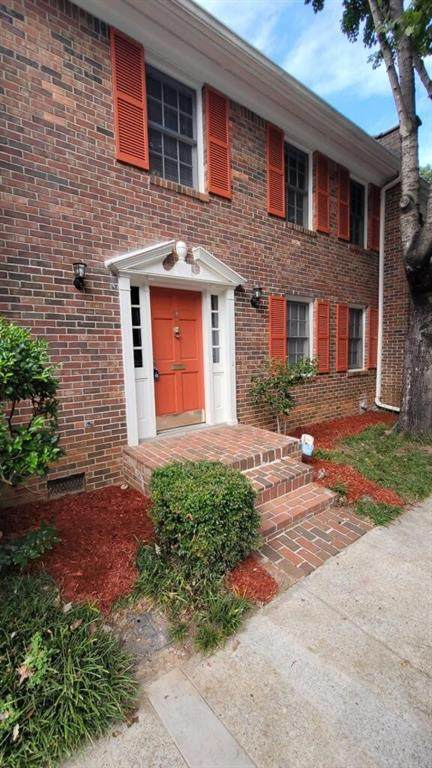 1105 Clairemont Avenue M, Decatur, GA 30030 (MLS #6945905) :: Path & Post Real Estate