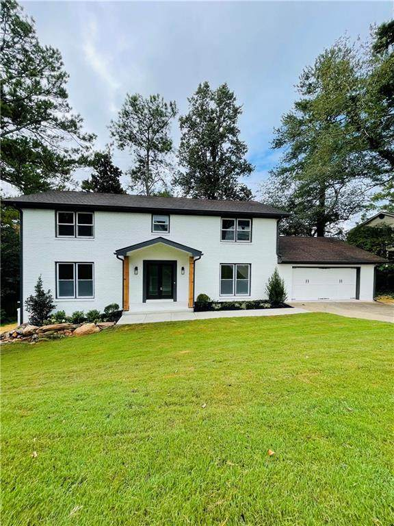 4220 Summit Drive, Marietta, GA 30068 (MLS #6946508) :: Maximum One Partners