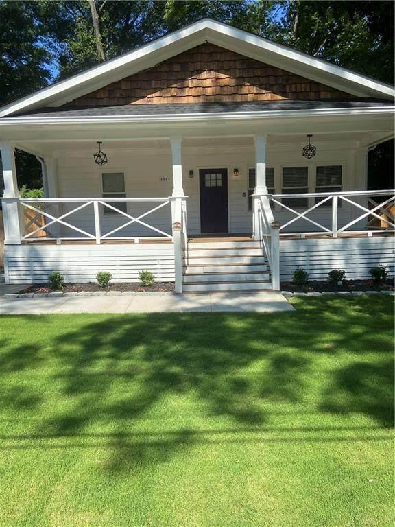 1121 Oakland Drive SW, Atlanta, GA 30310 (MLS #6946573) :: Virtual Properties Realty