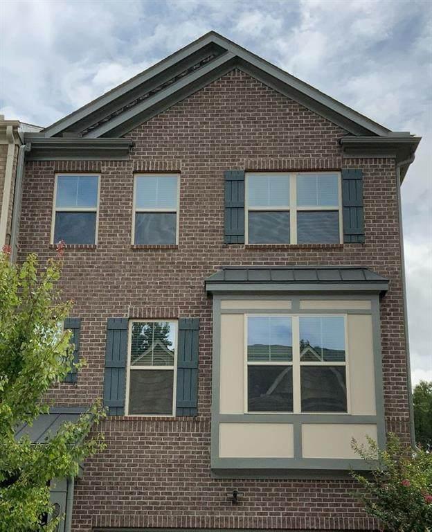 397 Williamson Street SE Unit 4 15, Marietta, GA 30060 (MLS #6946630) :: Dillard and Company Realty Group