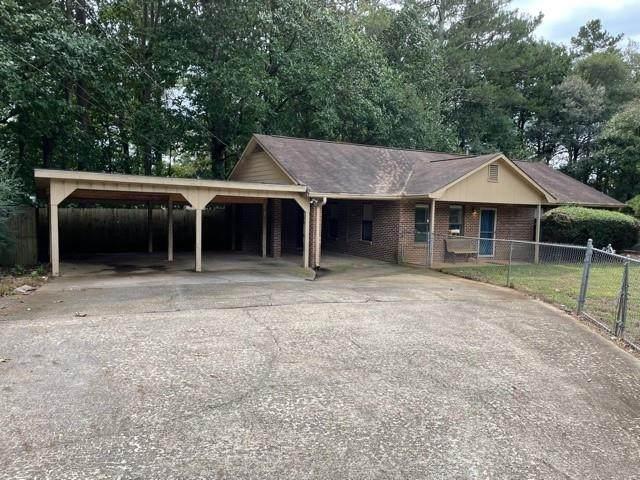 2181 Dallas Highway SW, Marietta, GA 30064 (MLS #6947279) :: North Atlanta Home Team