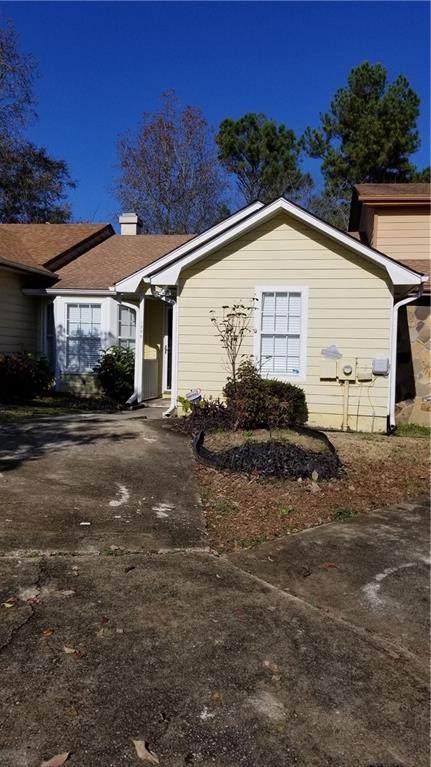 1920 Cornell Way, Morrow, GA 30260 (MLS #6947451) :: Charlie Ballard Real Estate
