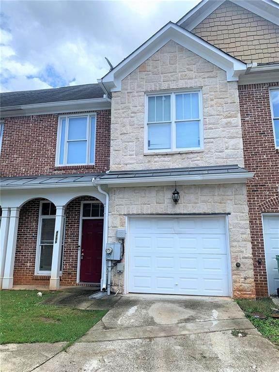 4896 Pinnacle Drive, Stone Mountain, GA 30088 (MLS #6947545) :: Charlie Ballard Real Estate