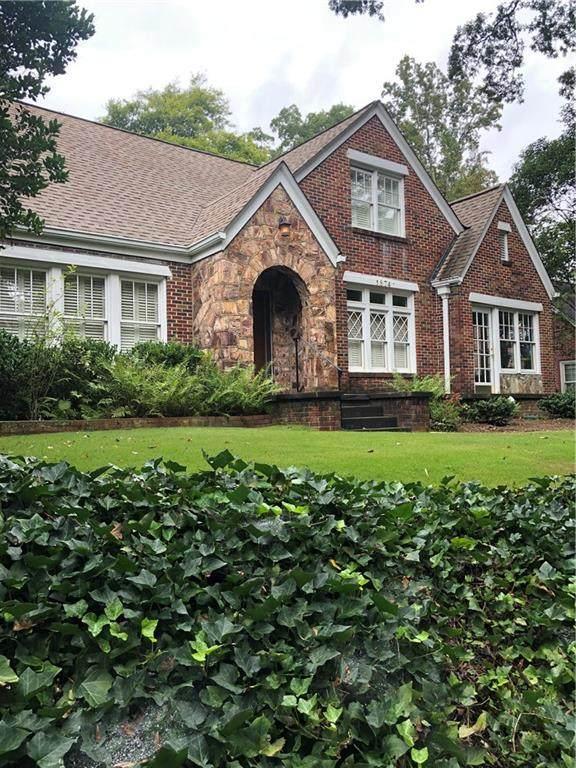 1874 Ridgewood Drive NE, Atlanta, GA 30307 (MLS #6947646) :: The Justin Landis Group