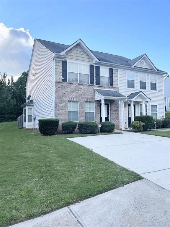 420 Inkberry Drive, Atlanta, GA 30349 (MLS #6948121) :: Morgan Reed Realty