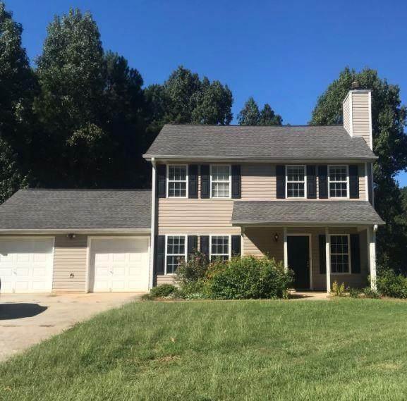 45 Austin Woods Drive, Senoia, GA 30276 (MLS #6948430) :: Path & Post Real Estate