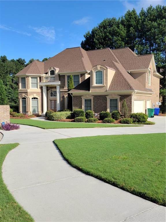 175 Jacob Court, Fayetteville, GA 30214 (MLS #6948448) :: North Atlanta Home Team