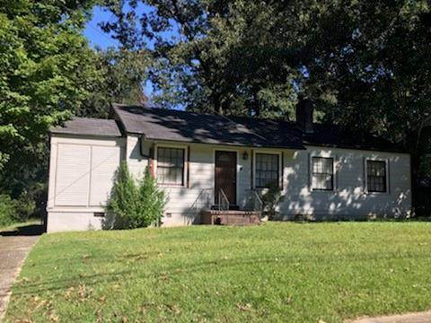 2190 Penrose Drive, East Point, GA 30344 (MLS #6948588) :: North Atlanta Home Team