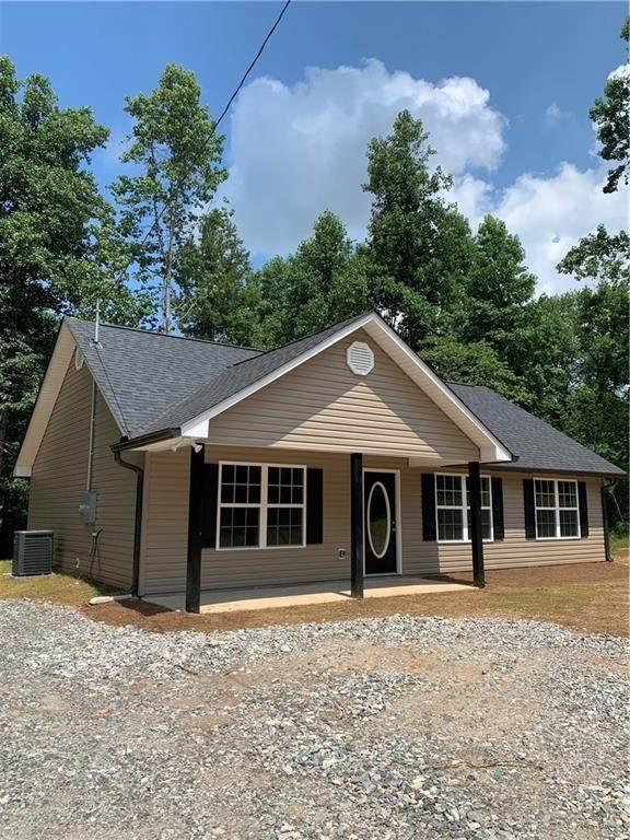 461 Pony Lake Road, Dahlonega, GA 30533 (MLS #6948885) :: The Hinsons - Mike Hinson & Harriet Hinson