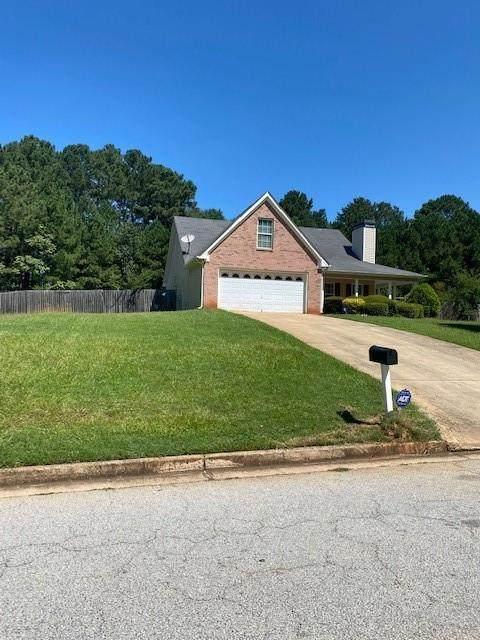 40 Loudoun Drive, Covington, GA 30014 (MLS #6948987) :: North Atlanta Home Team