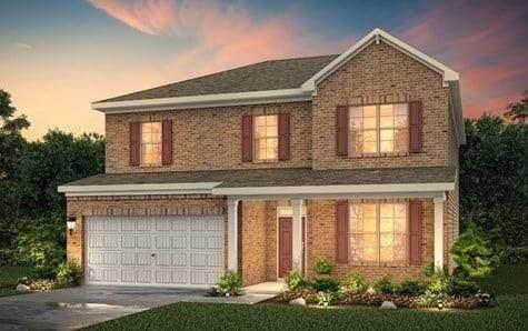 4091 Rock Cap Cove (Lot 266), Buford, GA 30519 (MLS #6949183) :: North Atlanta Home Team