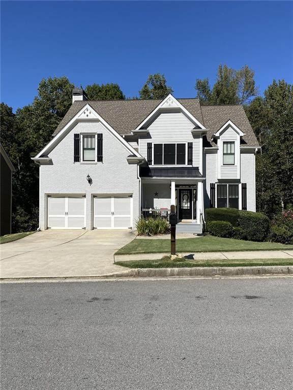 96 Pine Bluff Drive, Dallas, GA 30157 (MLS #6949955) :: North Atlanta Home Team