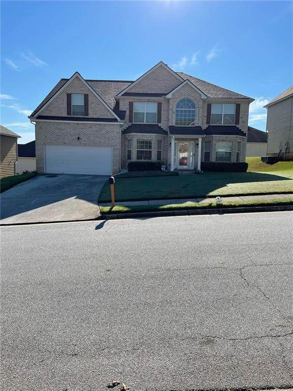 1373 Travers Creek Trail, Conyers, GA 30012 (MLS #6950623) :: North Atlanta Home Team