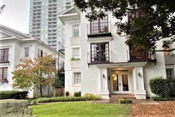 1078 Piedmont Avenue NE #103, Atlanta, GA 30309 (MLS #6951130) :: Virtual Properties Realty