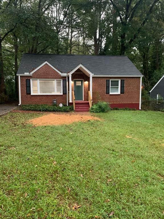 1549 Deerwood Drive, Decatur, GA 30030 (MLS #6951734) :: North Atlanta Home Team
