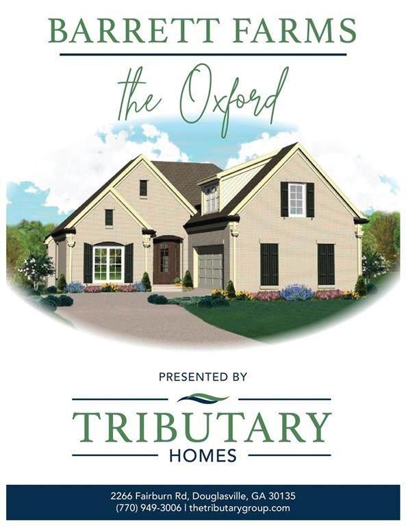 1012 Irwin Tree Farms, Marietta, GA 30064 (MLS #6952056) :: Path & Post Real Estate